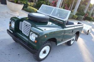 1971 Land Rover Defender Cool Beach Car SEE VIDEO!