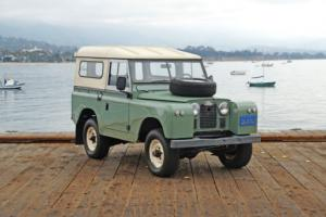 1965 Land Rover Other Series IIA 88 - Outstanding