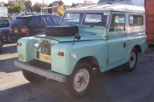 1958 Land Rover Series II for Sale