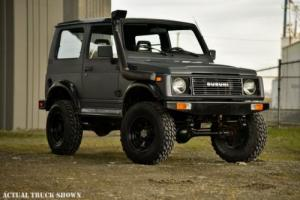 1987 Suzuki Samurai JA Photo