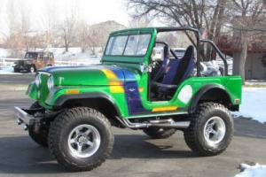 1952 Jeep Willys - Utah Showroom
