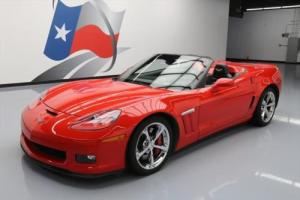 2013 Chevrolet Corvette GRAND SPORT CONVERTIBLE 3LT NAV