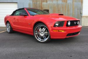 2007 Ford Mustang GT Photo