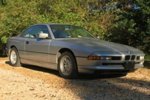 1992 BMW 8-Series Photo