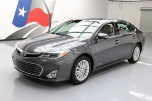 2013 Toyota Avalon LIMITED HYBRID SUNROOF NAV
