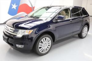 2010 Ford Edge LIMITED HDT LEATHER PANO ROOF NAV