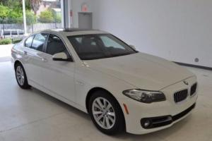 2015 BMW 5-Series 528i Photo