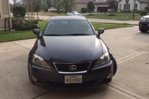 2008 Lexus IS IS350