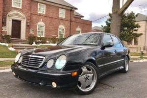 2001 Mercedes-Benz E-Class E55 Photo