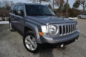 2014 Jeep Patriot 4WD LATITUDE-EDITION