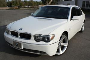 2003 BMW 7-Series 760Li Photo