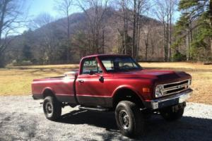 1968 Chevrolet Other Pickups Photo