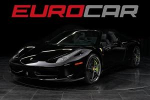 2013 Ferrari 458 Spider Photo