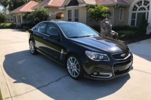 2015 Chevrolet SS SS Photo