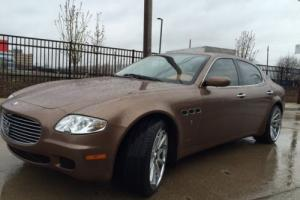 2006 Maserati Quattroporte Photo