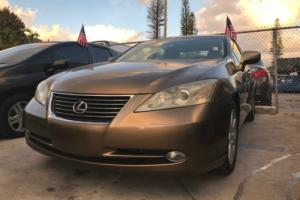 2007 Lexus ES Photo