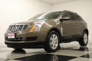 2014 Cadillac SRX Luxury Sunroof Leather Mocha Metallic