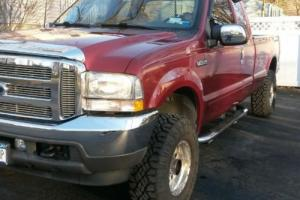 2003 Ford F-250 Photo