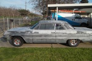 1964 Chevrolet Impala FACTORY 4 SPEED WITH A TACH
