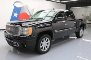 2013 GMC Sierra 1500 SIERRA DENALI CREW AWD NAV REAR CAM 20'S Photo