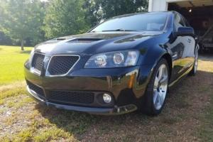 2008 Pontiac G8 Sport Package