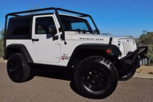 2009 Jeep Wrangler TERAFLEX SUSP LIFT/BFGs RACKS WINCH