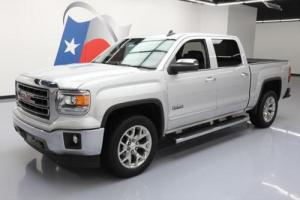 2015 GMC Sierra 1500 SIERRA TEXAS CREW SLT HTD LEATHER NAV 20'S