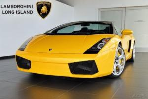 2008 Lamborghini Gallardo Photo
