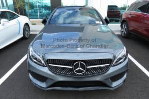2017 Mercedes-Benz C-Class AMG C 43 4MATIC Coupe Photo