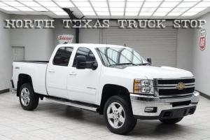 2012 Chevrolet Silverado 2500 Duramax 6.6L LTZ 20s Camera Cooled Seats