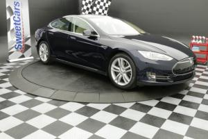 2014 Tesla Model S 4dr Sedan Photo