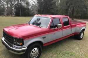 1994 Ford F-350 CREW CAB DUALLY LONG BED