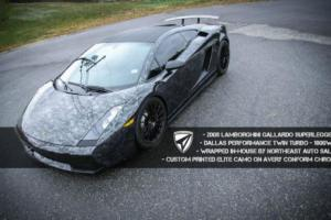 2008 Lamborghini Gallardo Dallas Performance RS2 Twin Turbo