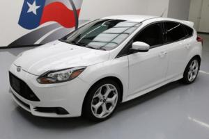 2014 Ford Focus ST ECOBOOST 6-SPEED ALLOYS