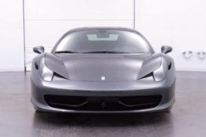 2011 Ferrari 458 2dr Coupe Photo