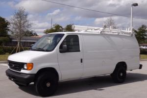 2006 Ford E-Series Van Cargo Van Photo