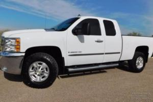 2008 Chevrolet Silverado 2500 DURAMAX DIESEL 6spd ALLISON LOADED