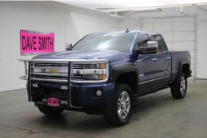 2015 Chevrolet Silverado 2500 4WD Crew Cab 167.7 High Country