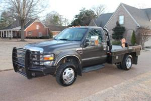 2008 Ford F-350 XLT 4WD with Deweeze Bail Lift Bed