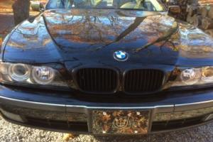 2000 BMW 5-Series i possible European model