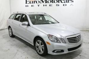 2011 Mercedes-Benz E-Class 4dr Wagon E350 Luxury 4MATIC
