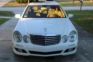 2007 Mercedes-Benz E-Class BLUETEC TURBO DIESEL SPORT