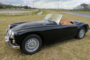 1962 MG MGA DeLuxe Photo