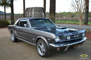 "1966 Ford Mustang 347 ""STROKER"" - GT TRIM"