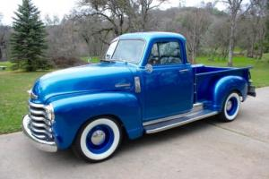 1950 Chevrolet Other Pickups 3100, V8 Daily Driver