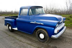 1958 Chevrolet Other Pickups Apache,Half Ton,Short Bed, V8 Daily Driver