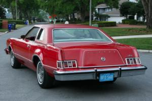 1978 Mercury Cougar XR7 - BUCKETS & CONSOLE - 29K MILES for Sale