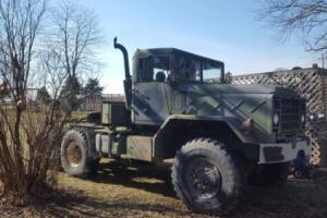 1989 bmy 6x6 military tractor