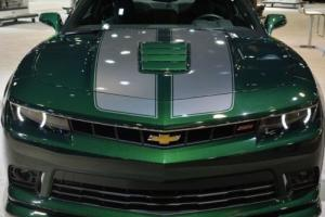 2015 Chevrolet Camaro GREEN FLASH