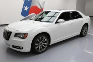 2014 Chrysler 300 Series S HEMI PANO ROOF NAV BEATS 20'S